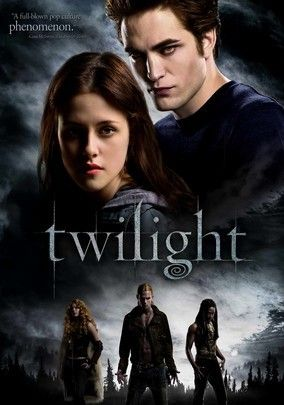 Twilight (2008) When Bella Swan (Kristen Stewart) moves to a small town in the Pacific Northwest to live with her father, she starts school and meets the reclusive Edward Cullen (Robert Pattinson), a mysterious classmate who reveals himself to be a 108-year-old vampire. Despite Edward's repeated cautions, Bella can't help but fall in love with him, a fatal move that endangers her own life when a coven of bloodsuckers try to challenge the Cullen clan.