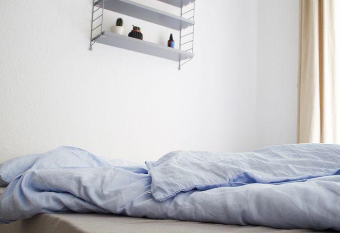 Tipps für einen besseren Schlaf: Rituale, Bettwäsche & Sleepy-Spray | BILDHÜBSCH
