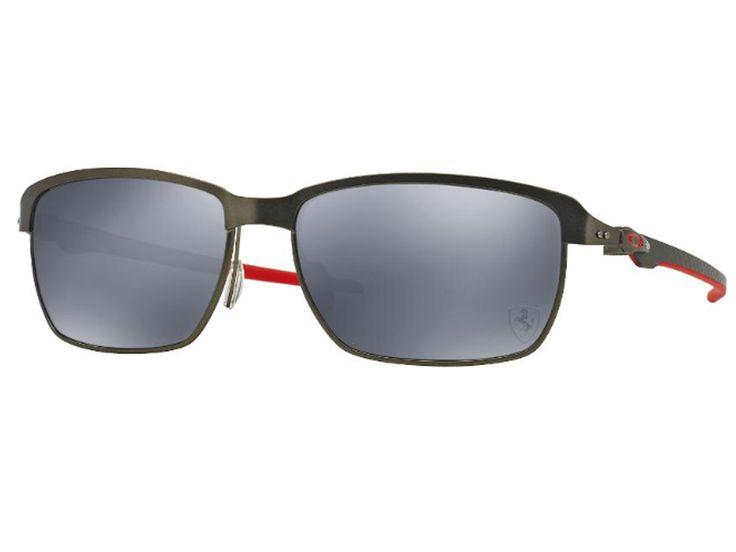 Óculos De Sol Oakley Tinfoil Carbon Ferrari polarizado OO6018