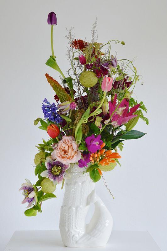 FLOWER SHOP - OKASIE