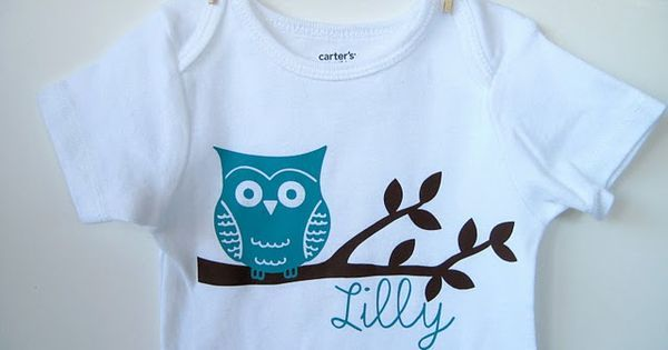 Adorable! With heat transfer vinyl. I have this design and the vinyl! | Bring on the Fun: Silhouette Cameo | Pinterest | Heat Transfer, Heat Transfer Vinyl and…