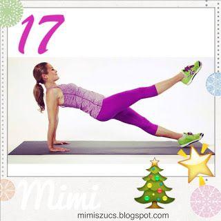 A feladat: lábemelés fordított fekvőtámasz helyzetben.  ✅ A helyes kivitelezés: Kiinduló helyeztünk a december 11-én ismertetett gyakorlat. Innen a feladat annyi, hogy felváltva megemeld a nyújtott lábaidat. Szépen, lassan, kontrolláltan.  ❓Mennyit csináljak? • 3-3, 5-5, 8-8, 10-10, attól függ, mennyire érzed nehéznek. Ha jól megy, inkább ne az ismétlésszámot növeld, hanem az időt, amíg kitartod a lábad (3-5 mp) • Ha megy, próbálj 10-20-30 mp-eket.