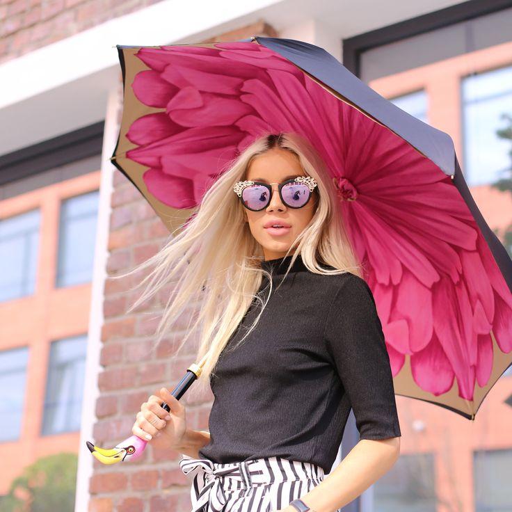 Alina Ceusan (Fashion Blogger)