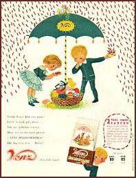 het hagelt het hagelt, grote korrels Venz Zo gezond en lekker, Venz, venz..VENZ!