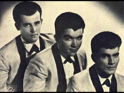 BABY BLUE ~ The Echoes  (1961)...These 3 Guys First Recorded This Song In 1959 As Part Of The Group The Laurels. This Is The More Popular Version.