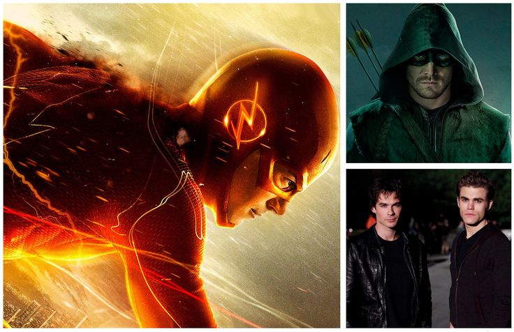 marvel flash profile | CW Schedule Revealed: Vampire Diaries, The Flash and Arrow All Get ...