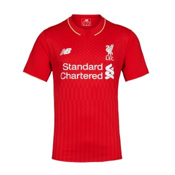 LFC 15/16 Mens Short Sleeve Home Shirt, £49.99