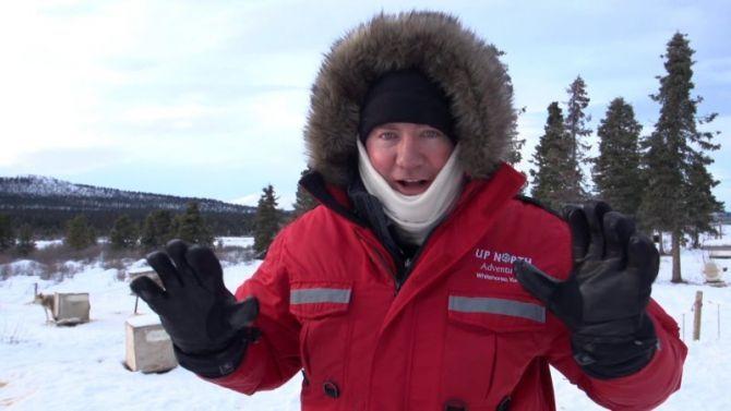 Yukon Dog Sledding With Eddie McGuire
