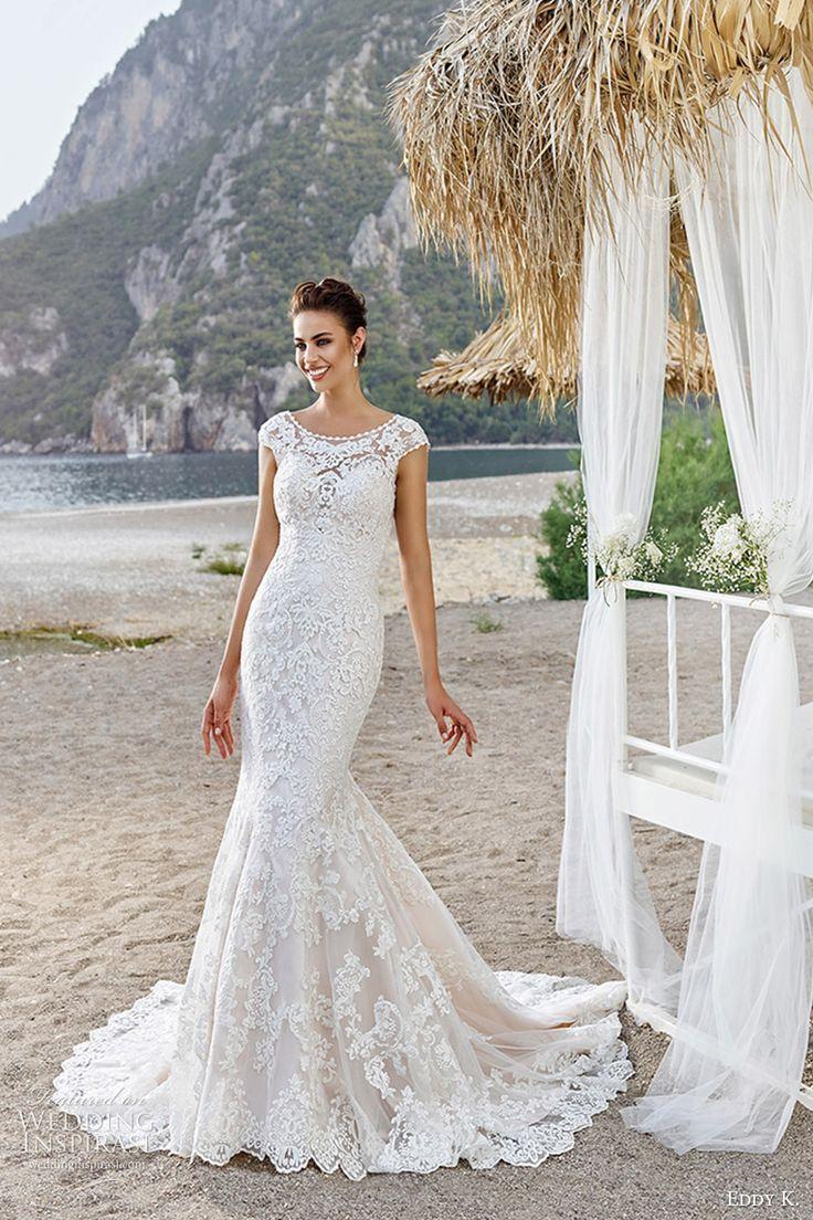 """Eddy K. 2017 Wedding Dresses """"Dreams"""" Bridal Collection  #bridal #wedding #weddingdress #weddinggown #bridalgown #dreamgown #dreamdress #engaged #inspiration #bridalinspiration #weddinginspiration"""