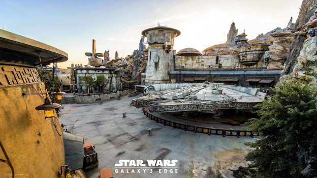 We Are Less Than A Month Away Live Your Star Wars Vacation In A Legacy Not So Far Far Away Save Up 50 With A 2 Star Wars Disneyland Park Disneyland Resort