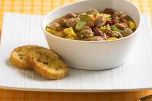 Sometimes only a classic Italiansoupwill do — and this one does wonders. Heat up lean turkey breast, simmer with a delightful blend of veggies, then let theslow-cookertake over.