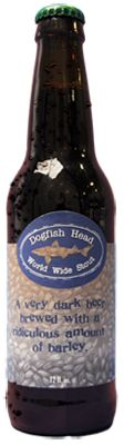 """Dogfish Head """"World Wide"""" Stout"""