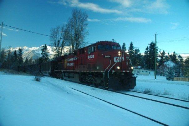 Fernie train
