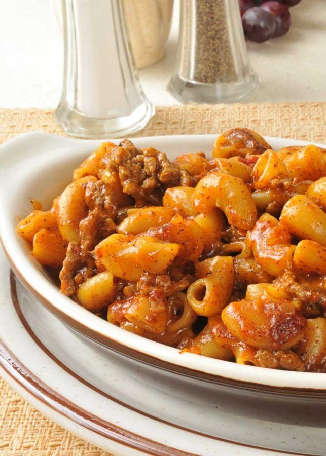 chili mac recipe best in world