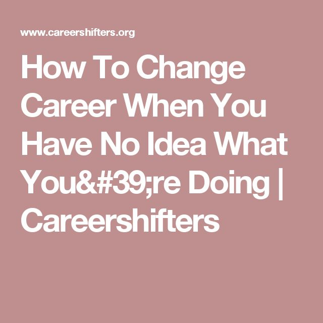Best 25+ How to change careers ideas on Pinterest Career - cover letter changing careers