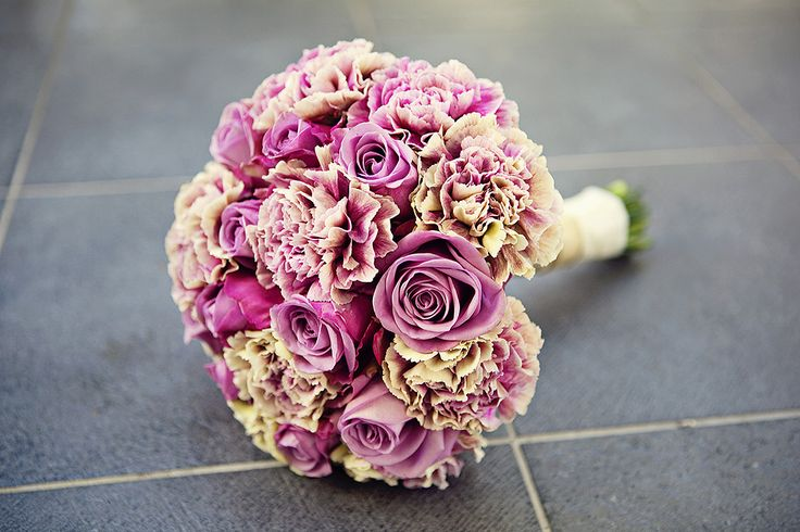 Brides Bouquet By Tessa Burrows Photography