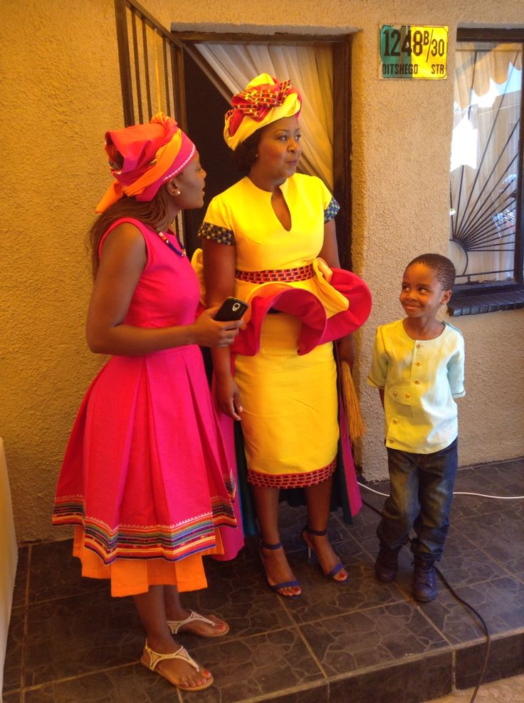Pedi bride southafrica traditional wedding ~DKK ~African fashion, Ankara, kitenge, African women dresses, African prints, African men's fashion, Nigerian style, Ghanaian fashion.