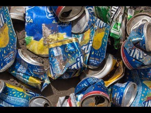 Recycling aluminium video