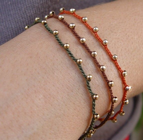 easy to make bracelets