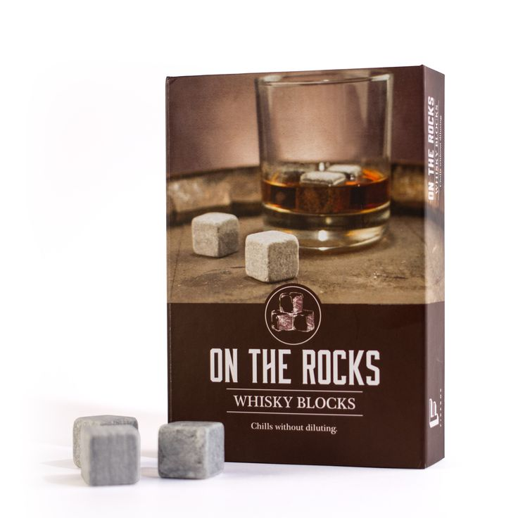 Perfect for those who love their whisky served cold