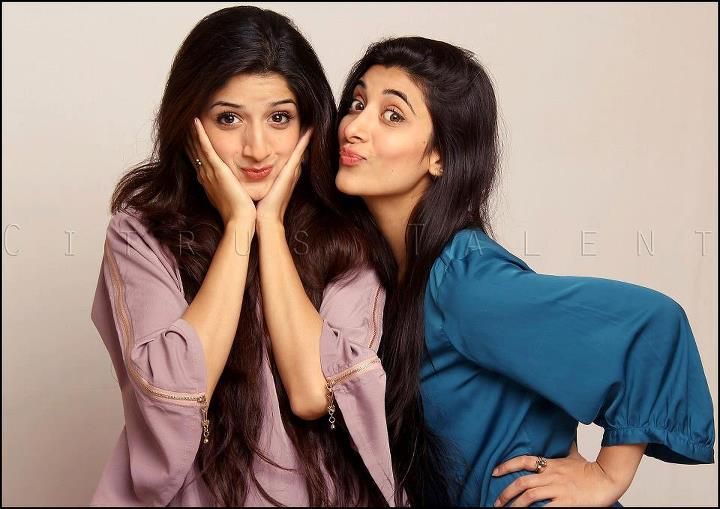 We Both Sisters Have Different Style–Mawra & Urwa Interview