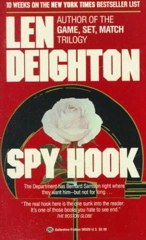 len deighton book reviews