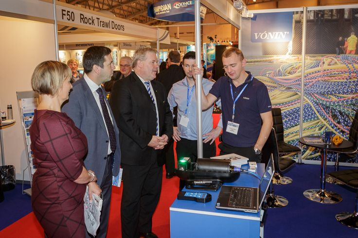 Icelandic Fisheries Exhibition (IceFish) 2014 Opening Ceremony