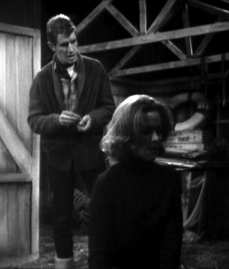 Quentin Slim (Corin Redgrave in just his second TV role) has experience burning down huts to conceal murder. But he shouldn't expect Cathy Gale to go along.