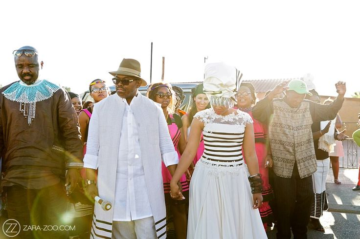 Designer outfit at this Traditional African Wedding - ZaraZoo Photography