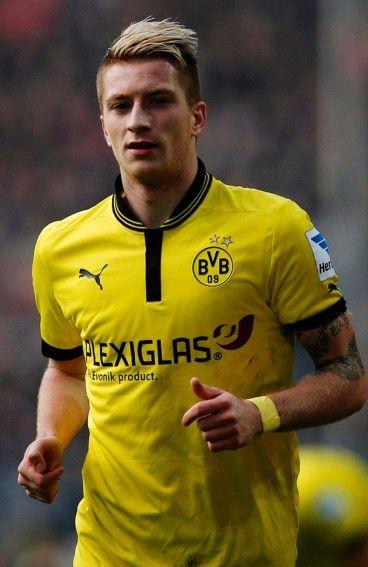 Borrusia Dortmund's star Marco Reus