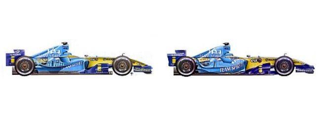 Fernando Alonso 2005, 2006