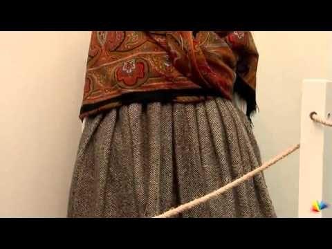 ▶ Video- Exposición: Traxes tradicionais galegos de traballo - YouTube