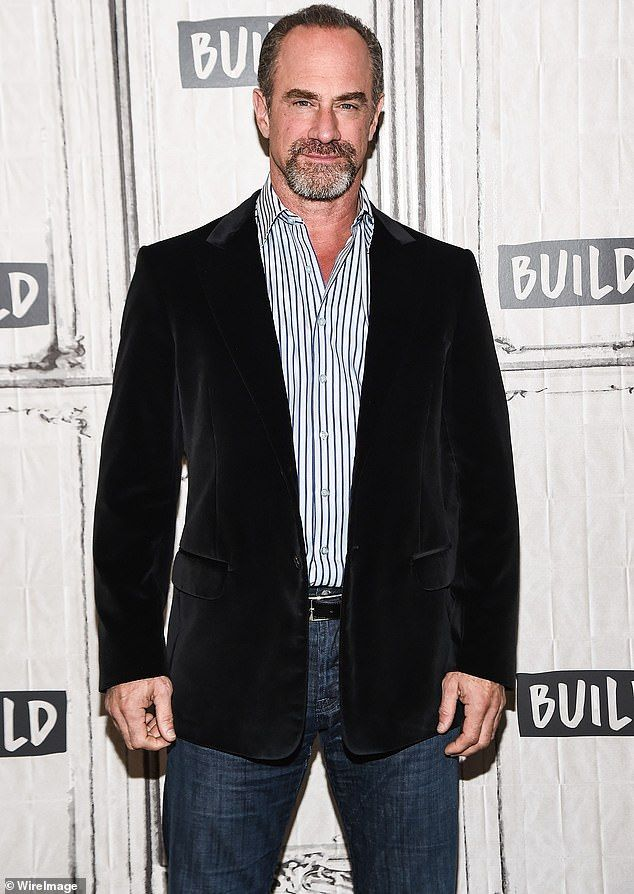 Law Order Svu Star Chris Meloni Sees His Spinoff Land Day Chris Meloni Law And Order Chris