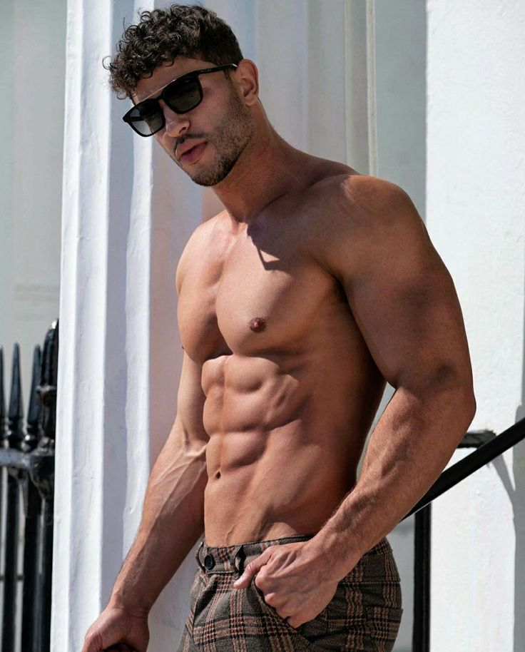 Pin on Male Fitness Models