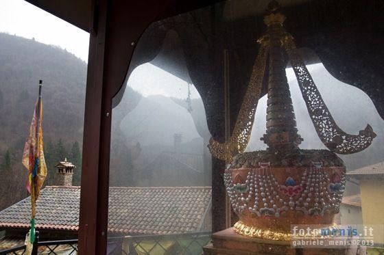 Il tempio buddista di #polava (savogna, udine) - di gabriele.menis #bloggerpercaso #golivefvg