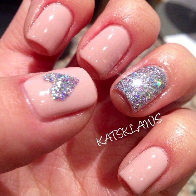 #glitternails