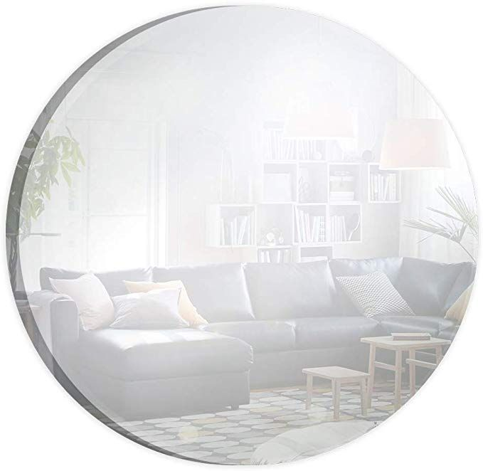 Amazon Com Round Mirror Centerpiece For Wedding Decorations And Dining Table Centerpieces 12 I Mirror Centerpiece Dining Table Centerpiece Table Centerpieces