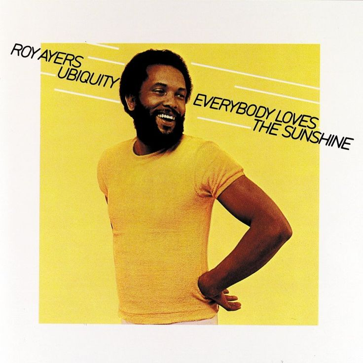 Image of Roy Ayers - Everybody Loves The Sunshine - LP (Polydor)