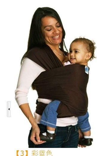 100% envoltório estilingue Marca Cotton Mãe canguru bebê mochila toalha Inclusão elástico transportadora DVD do bebê para venda em Mochilas & transportadores de Produtos para bebê no AliExpress.com | Alibaba Group