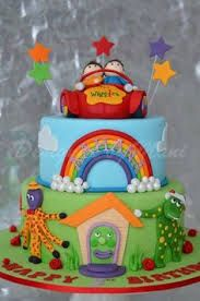 Image result for wiggles cakes