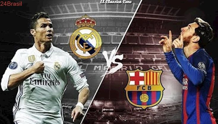 [La Liga] Real Madrid 0 - 3 Barcelona ( Siêu kinh điển 23 - 12 -2017)