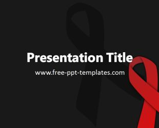 best interesting topics for presentation ideas  aids powerpoint template is a black template appropriate image which you can use to make professional ppt presentation this powerpoint template