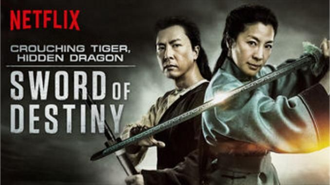 Hoy en Netflix: CROUCHING TIGER, HIDDEN DRAGON: SWORD OF DESTINY - http://netflixenespanol.com/2016/02/26/hoy-en-netflix-crouching-tiger-hidden-dragon-sword-of-destiny/