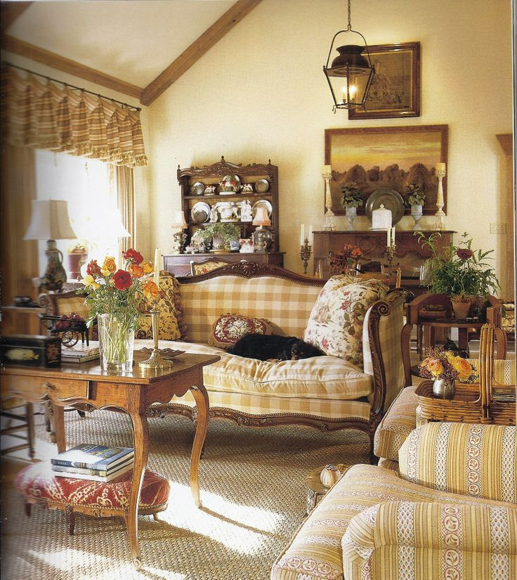 French Country Cottage Feature: 471 Best Country French Charles Faudree Images On Pinterest