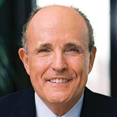 Rudy Giuliani - An American lawyer, businessman and politician – is considered to be one of the most successful mayors of New York City, a job many political experts consider the hardest job in the US. He certainly has been the greatest mayor in the history of the Big Apple and will be remembered for his leadership during challenging times.