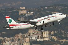 Middle East Airlines - Wikipedia