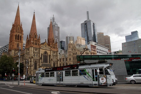 I miss the trams.