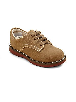 Footmates Infant s Toddler s & Boy s Dirty Buck Oxford