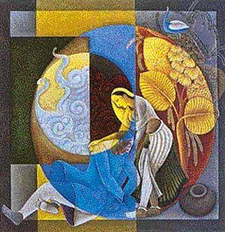 satish gujral indian artist - Cerca con Google