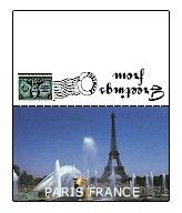 World Thinking Day -France - French - Girl Scout Swaps
